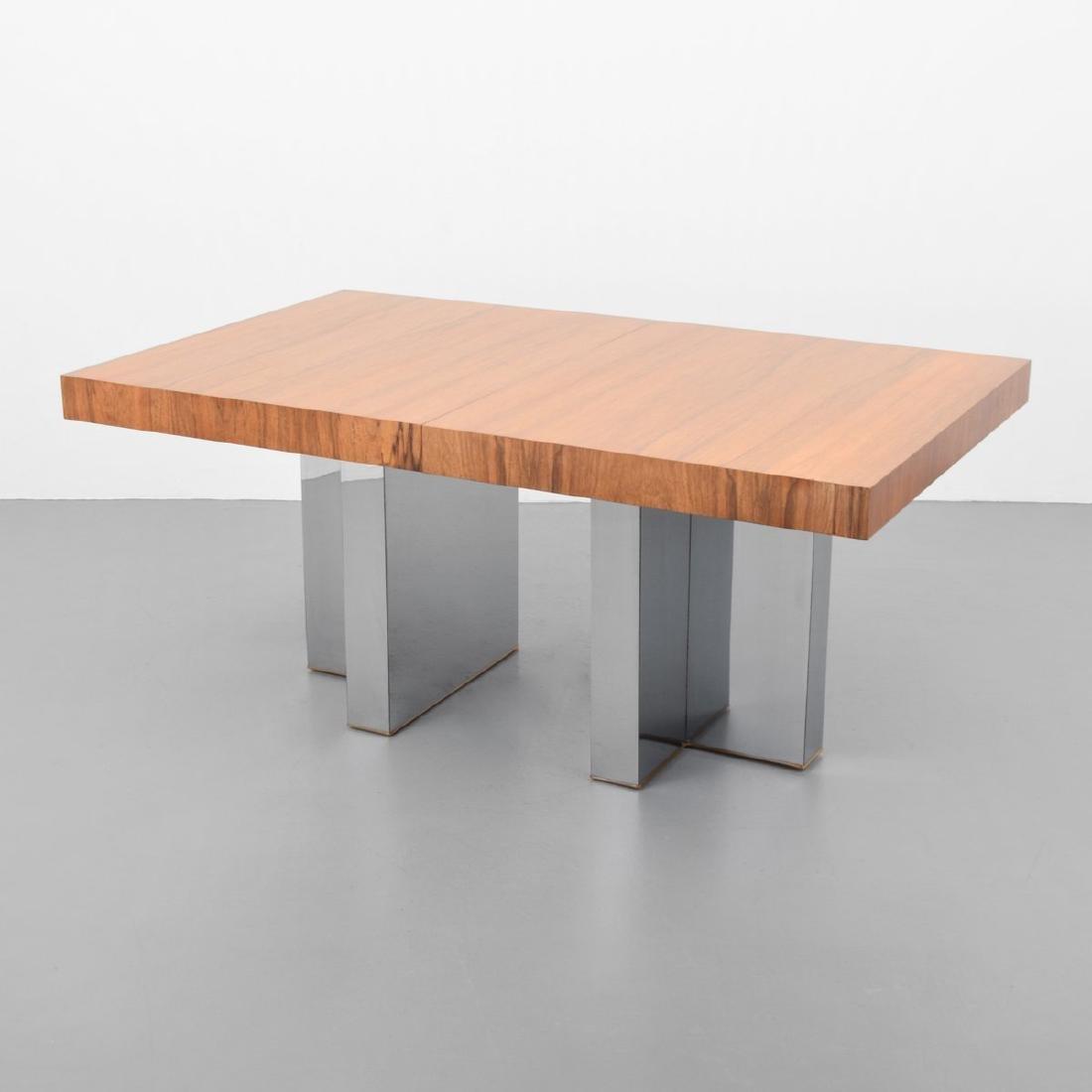 Milo Baughman Rosewood Dining Table