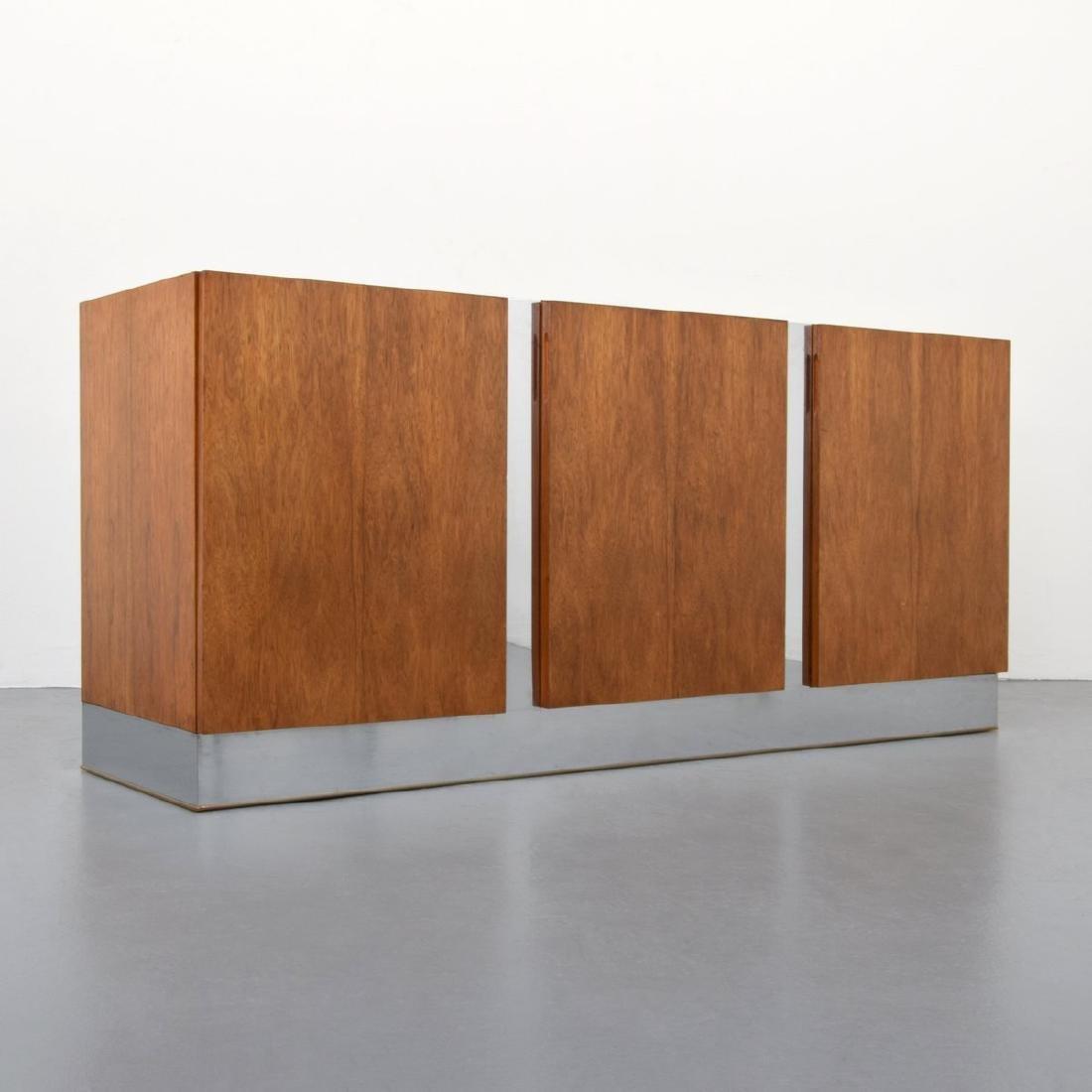 Milo Baughman Rosewood Cabinet - 10