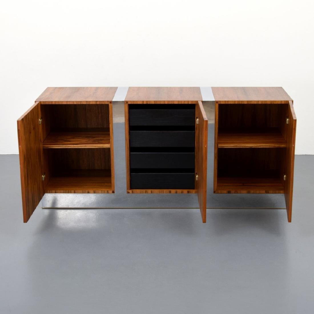 Milo Baughman Rosewood Cabinet - 3