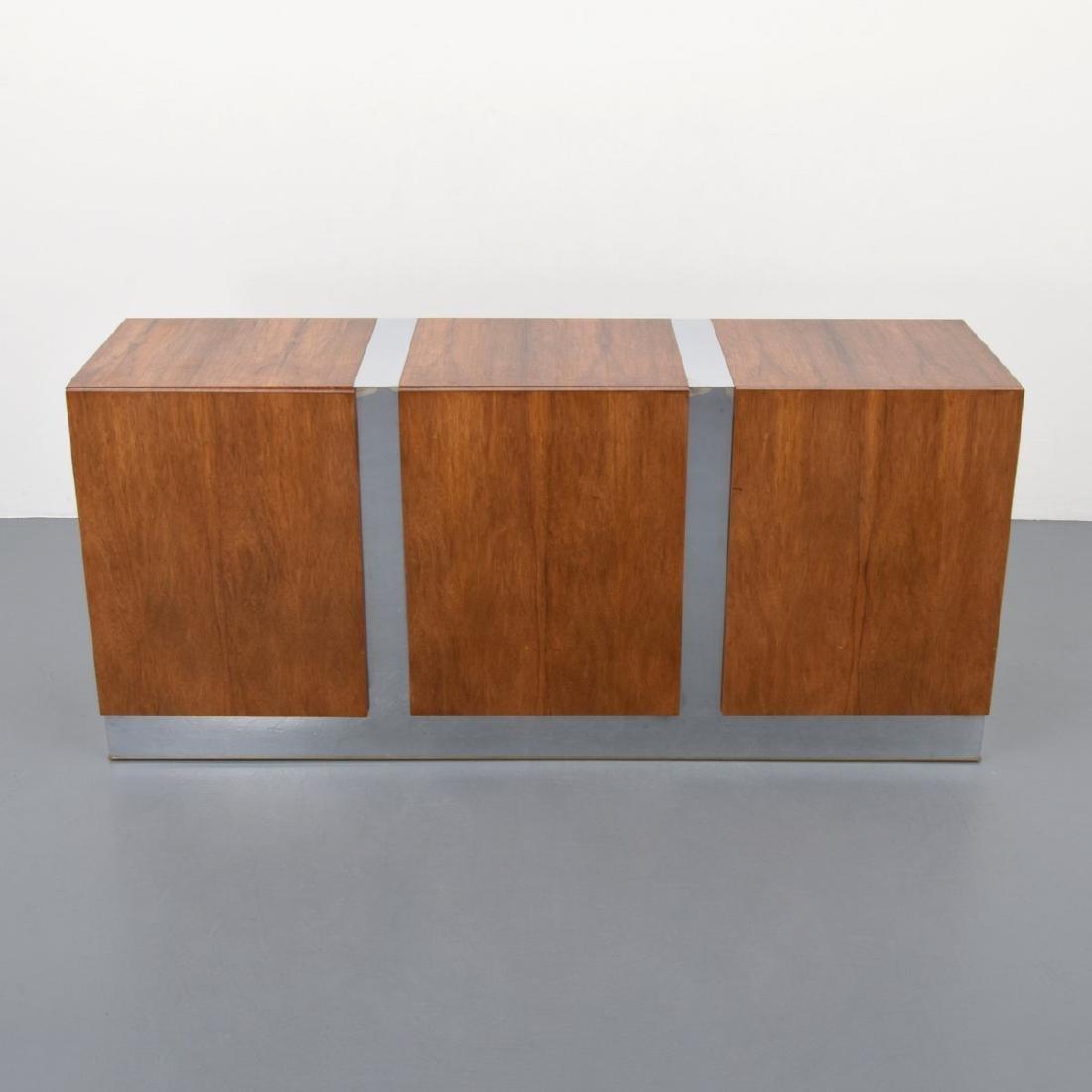 Milo Baughman Rosewood Cabinet - 6