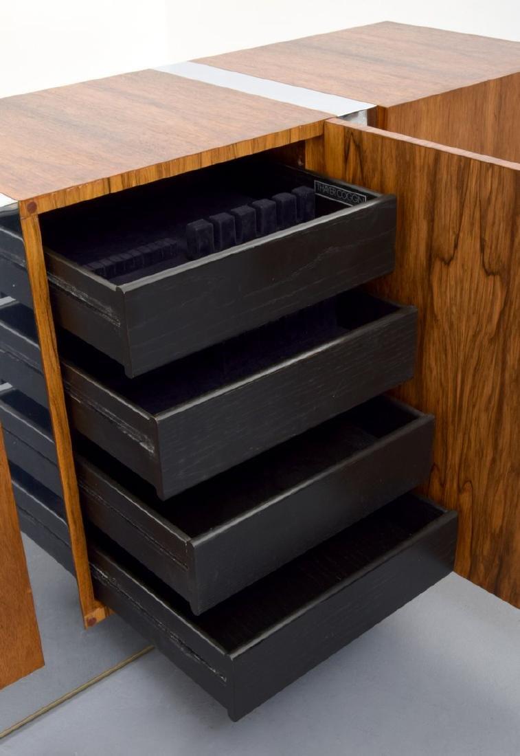 Milo Baughman Rosewood Cabinet - 7