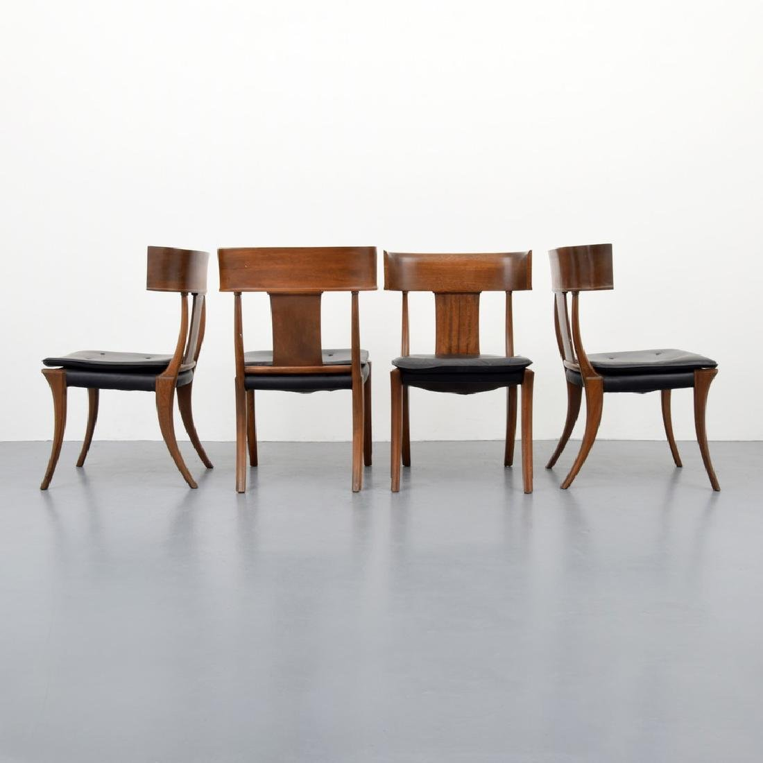 "Stewart & MacDougall ""Klismos"" Dining Chairs, Set of 8 - 11"