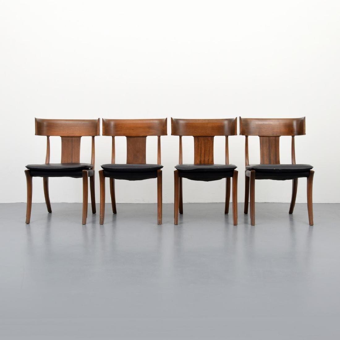 "Stewart & MacDougall ""Klismos"" Dining Chairs, Set of 8 - 2"