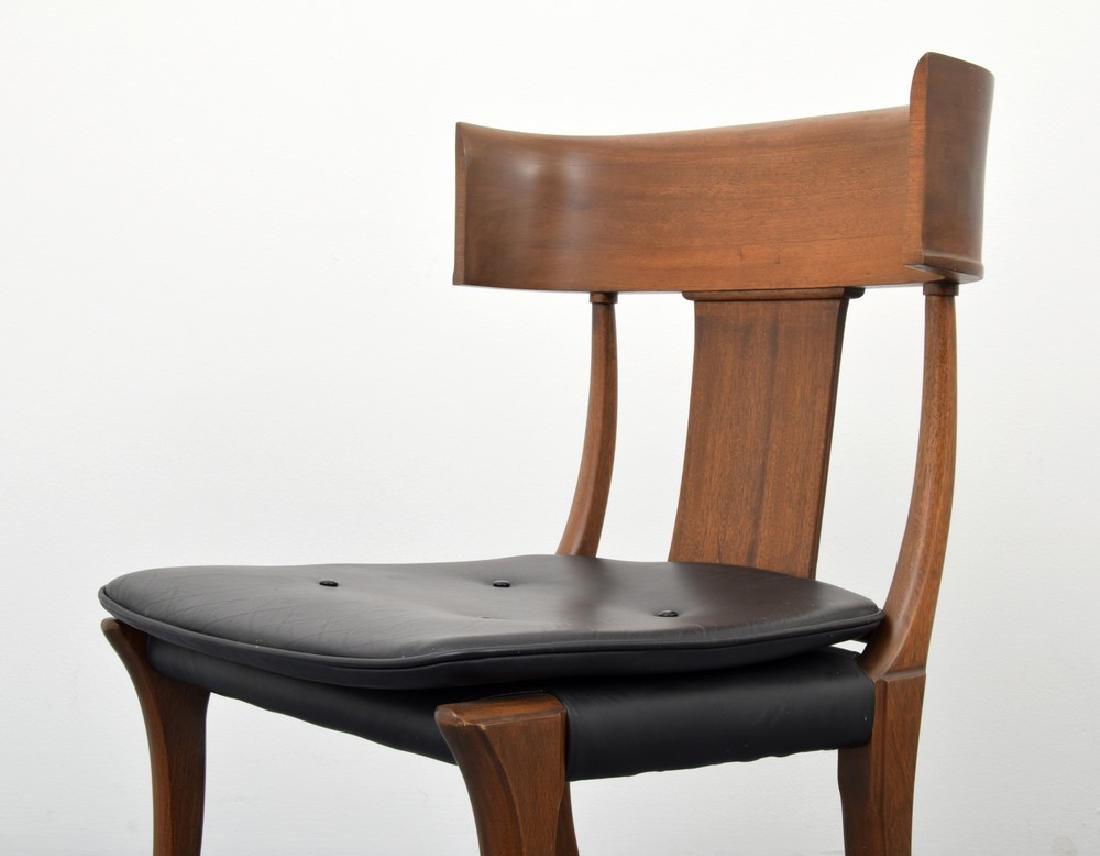 "Stewart & MacDougall ""Klismos"" Dining Chairs, Set of 8 - 3"
