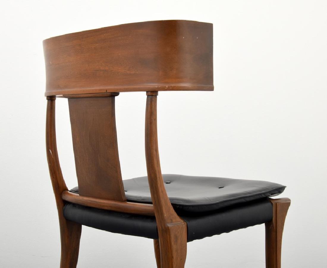 "Stewart & MacDougall ""Klismos"" Dining Chairs, Set of 8 - 4"