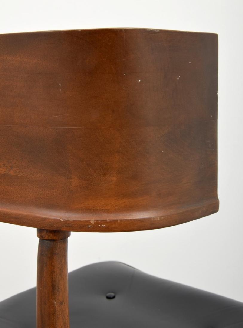 "Stewart & MacDougall ""Klismos"" Dining Chairs, Set of 8 - 6"