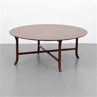 T.H. Robsjohn-Gibbings Splayed Leg Coffee Table