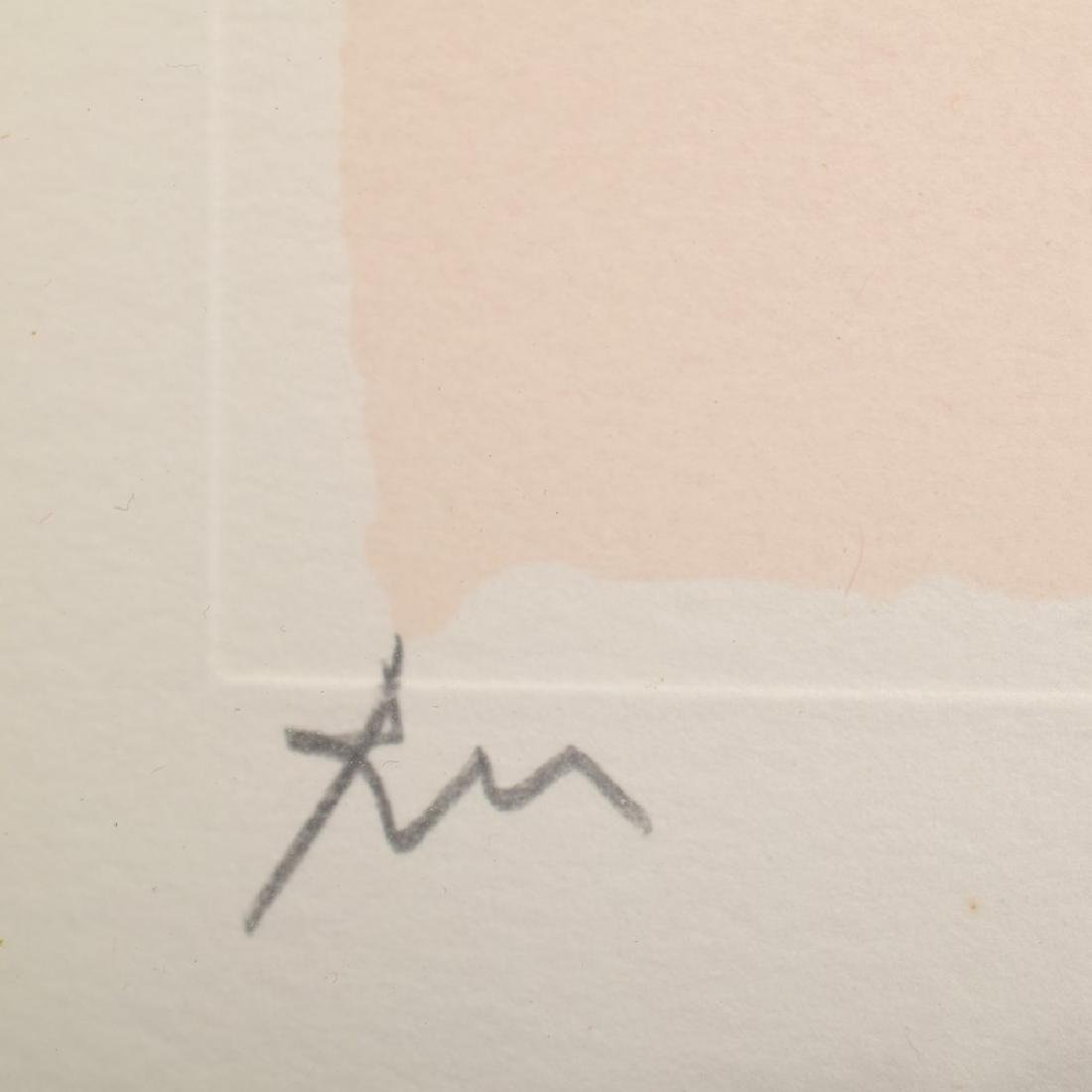 Robert Motherwell Screenprint, Signed Edition - 3