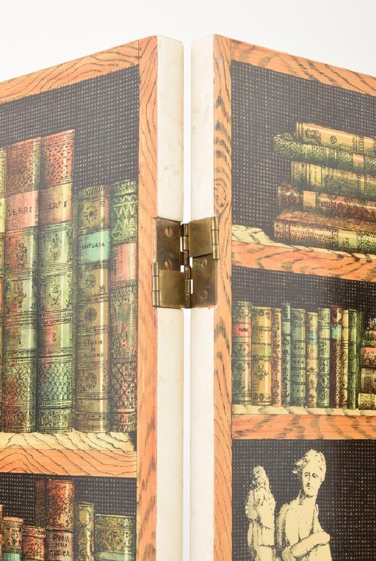 """Piero Fornasetti """"Libreria""""/""""Portico"""" Folding Screen - 3"""