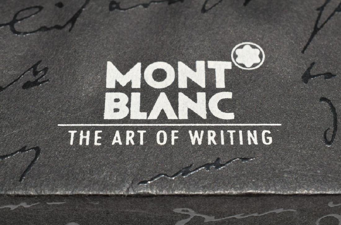 Vintage Mont Blanc 146 Fountain Pen - 2