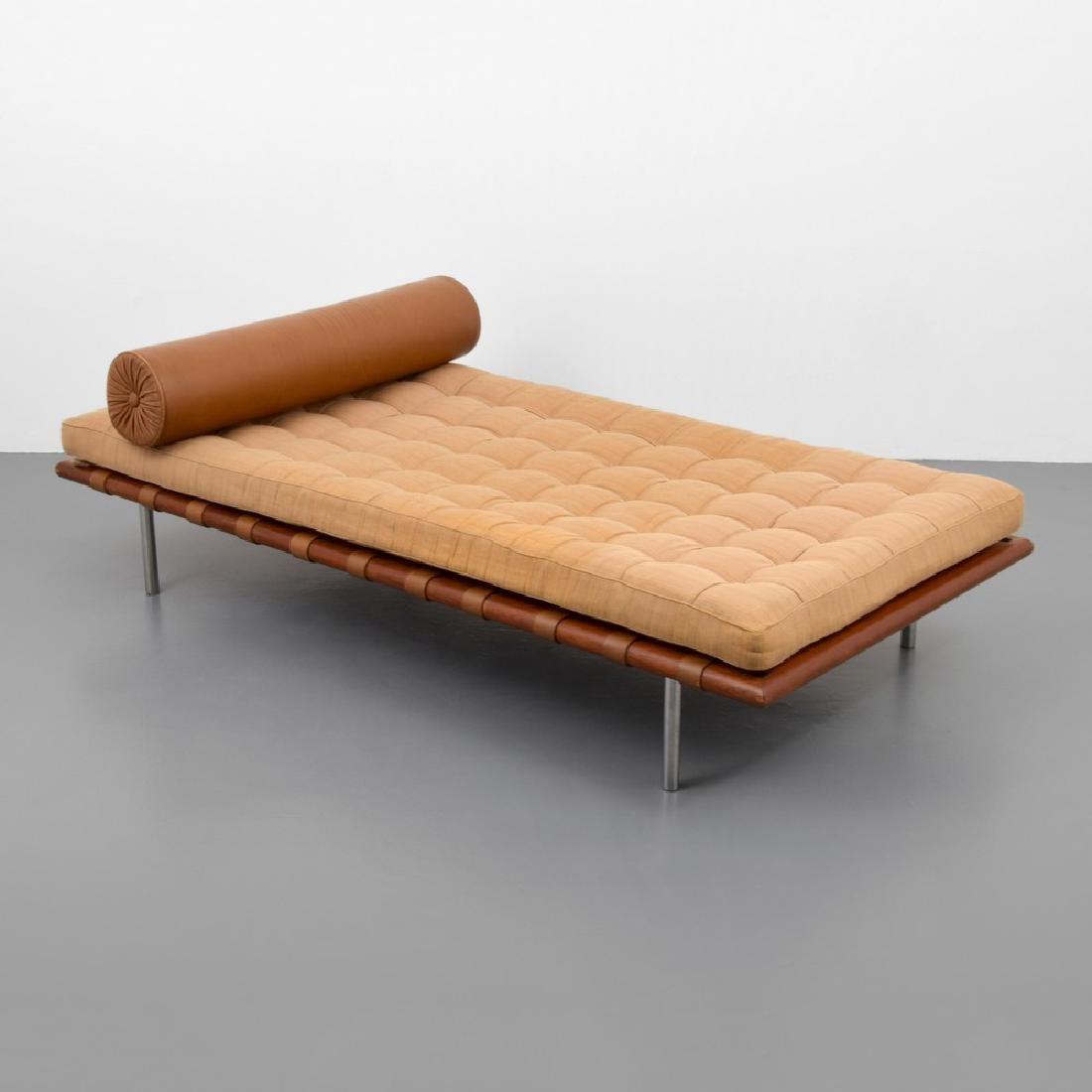 "Mies Van Der Rohe ""Barcelona"" Daybed"
