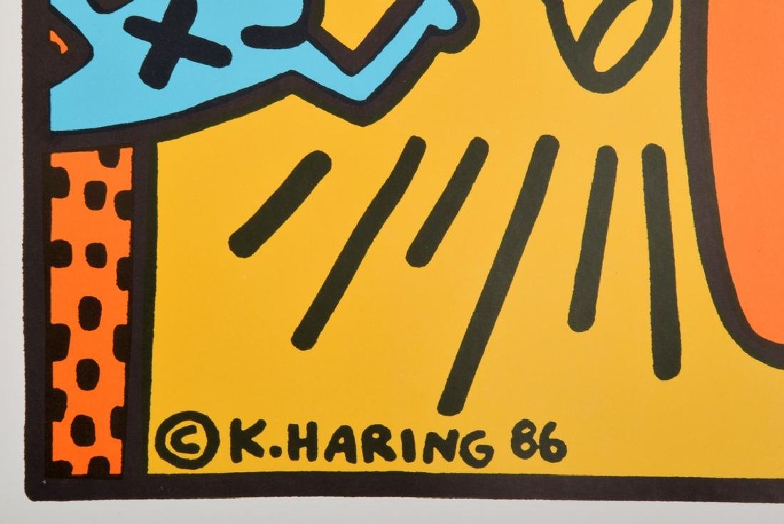 Keith Haring (After) Poster - 3