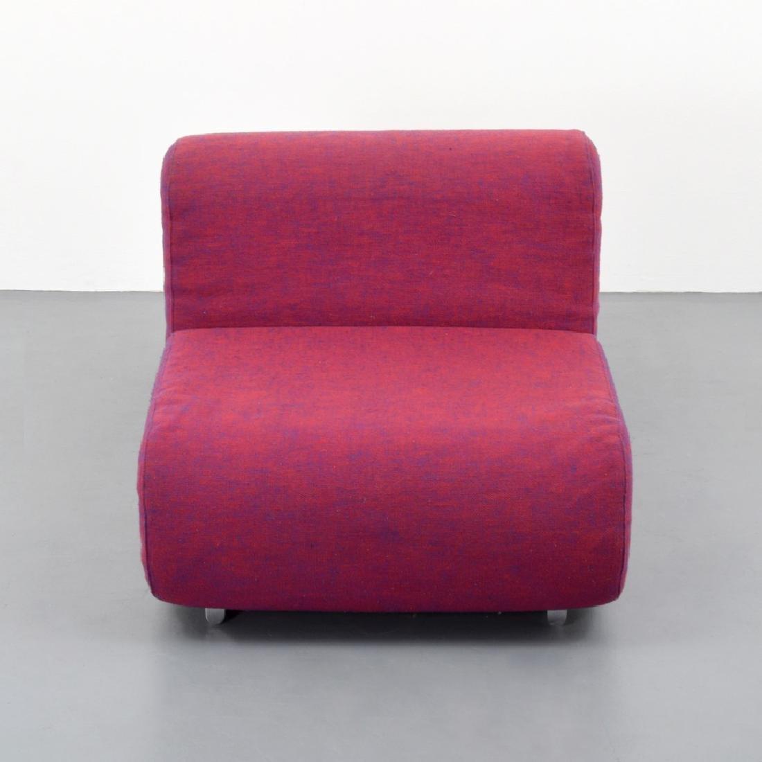 """Kazuhide Takahama """"Suzanne"""" Double Lounge Chair - 2"""
