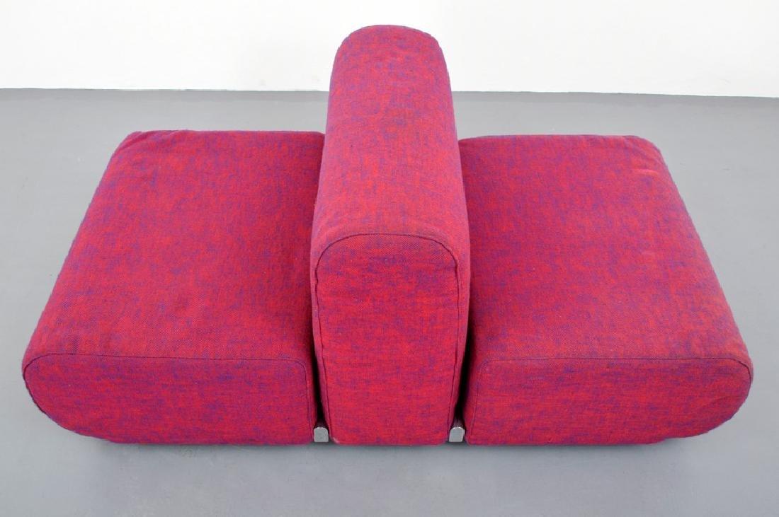 """Kazuhide Takahama """"Suzanne"""" Double Lounge Chair - 6"""