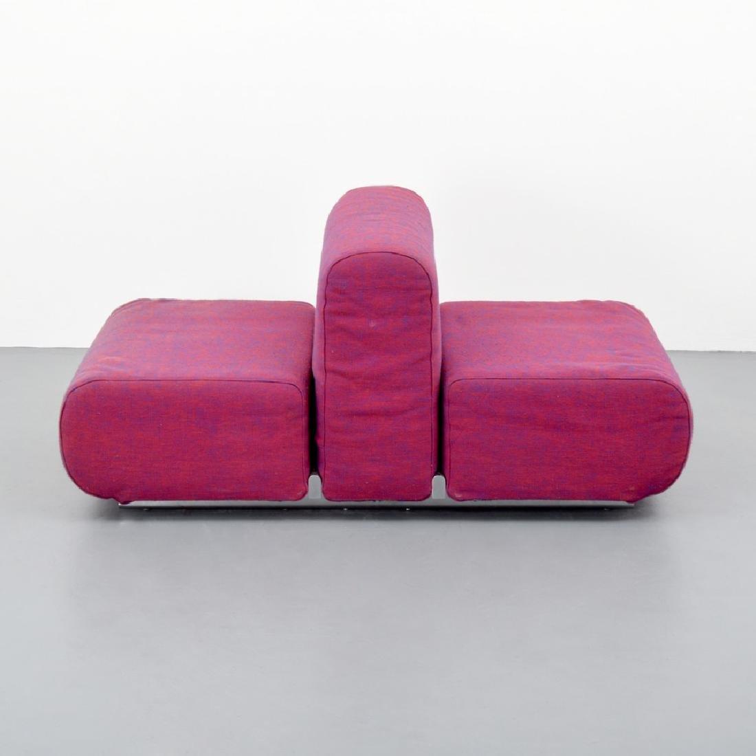 """Kazuhide Takahama """"Suzanne"""" Double Lounge Chair - 8"""