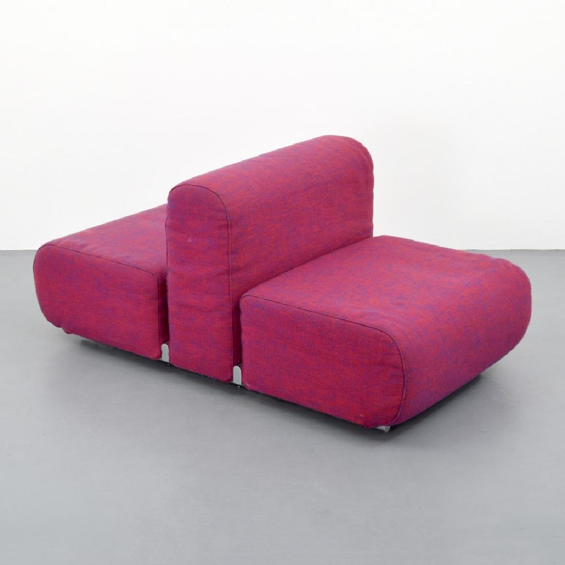 """Kazuhide Takahama """"Suzanne"""" Double Lounge Chair - 9"""