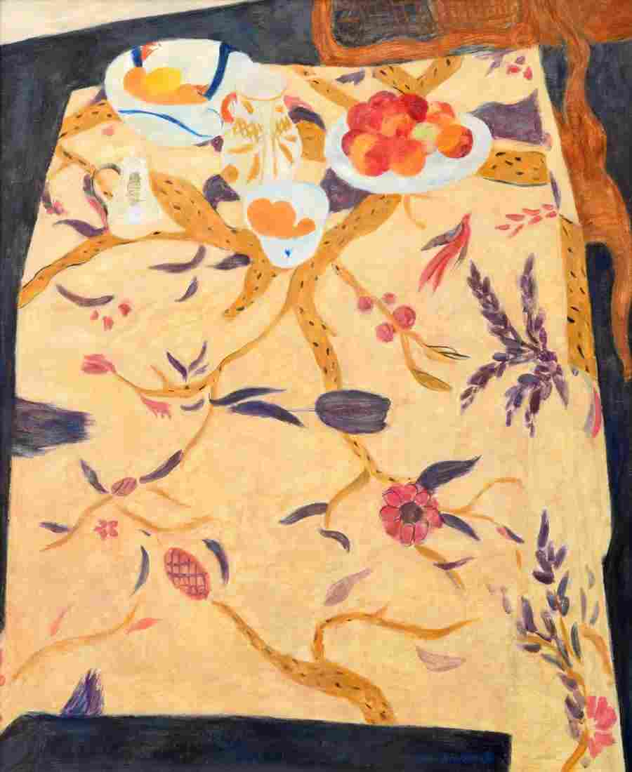Pierre Boncompain Painting