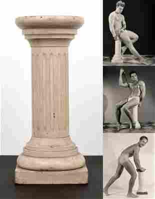 3 Bruce Bellas Nude Male Photos & Column