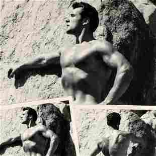 2 Bruce Bellas Nude Male Physique Photos