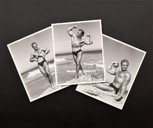 3 Bruce Bellas Nude Male Physique Photos