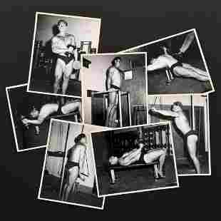 7 Bruce Bellas Nude Male Physique Photos