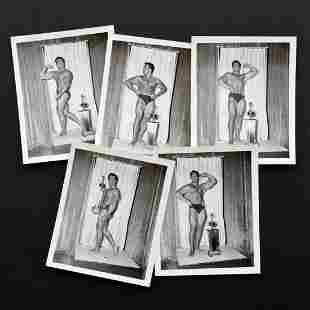 5 Bruce Bellas Male BodybuildingPhysique Competition