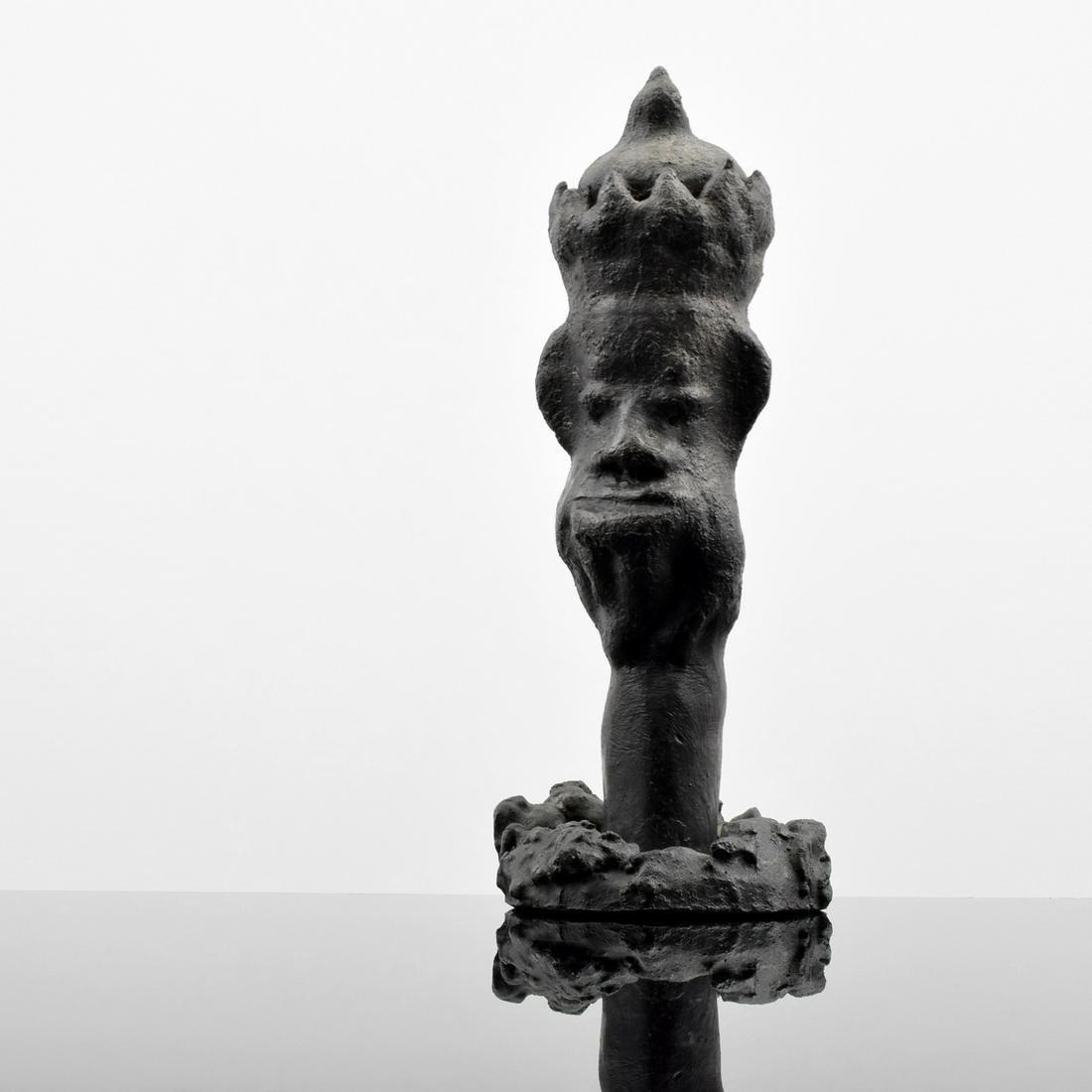 Robin Winters Bronze Figural Sculpture