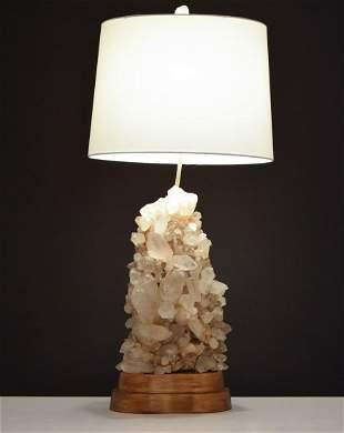 Large Carole Stupell Quartz Lamp