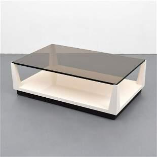 Custom Tommi Parzinger Coffee Table