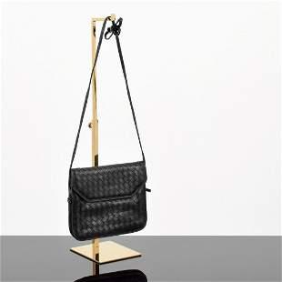 Bottega Veneta Intrecciato Flap Bag