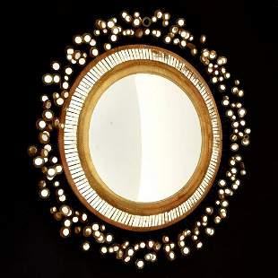 Massive Zajac & Callahan Mirror, Manner of Line Vautrin