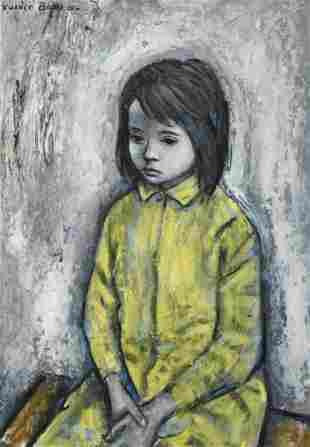 Xavier Bueno Painting