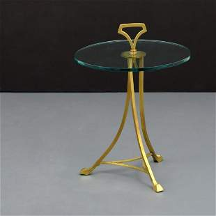 Occasional Table, Manner of Fontana Arte