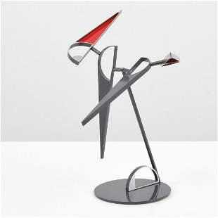 Pedro S. de Movellan Kinetic Sculpture