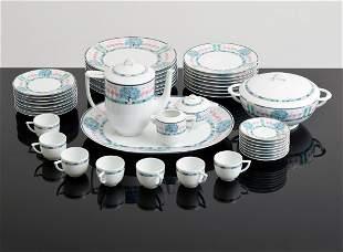 42 Piece Bernardaud Limoges Dinnerware, Paige Rense