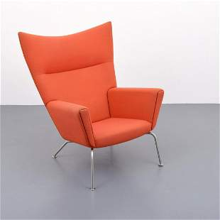 Hans Wegner Wing Lounge Chair