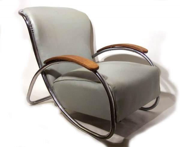 19: K.E.M. Weber Lounge Chair