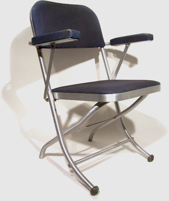 21: Warren McArthur, Set of 4 Chairs