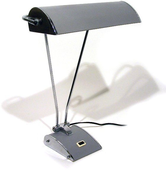 22: Eileen Grey Table Lamp