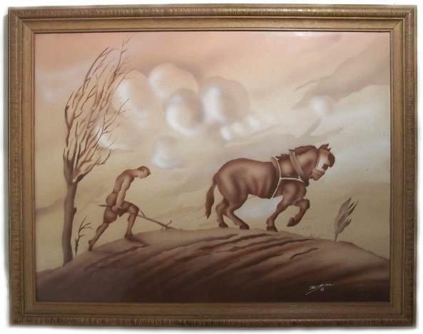 24: WPA Painting