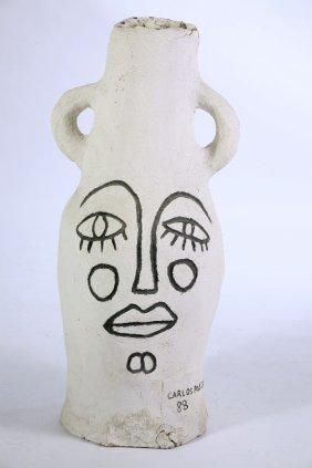 Carlos Paez Vilaro Sculpture/Vessel