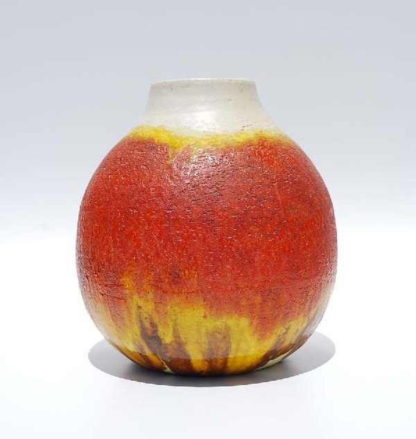 9: Colorful Marcello Fantoni Vase