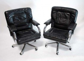 Pair Of Mariani Chairs
