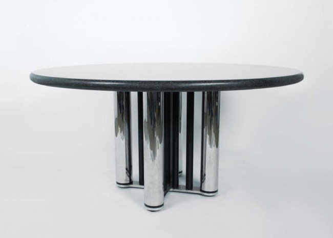 8: Pace Collection Inc. Dining Table