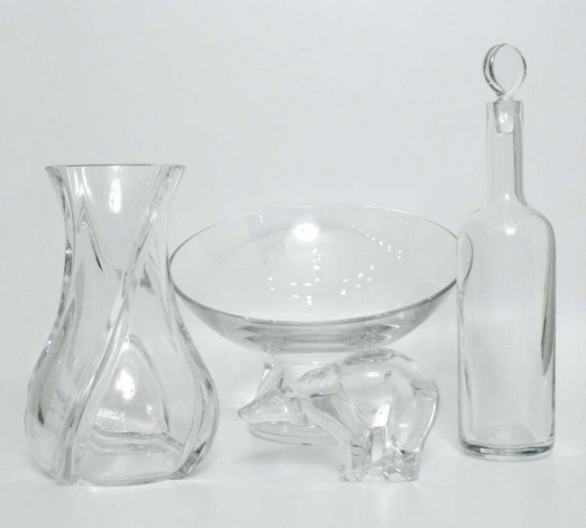 13: 4 Pieces of Baccarat