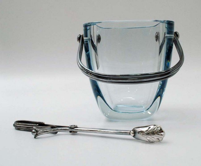 18: Ice Bucket in the Manner of Baccarat