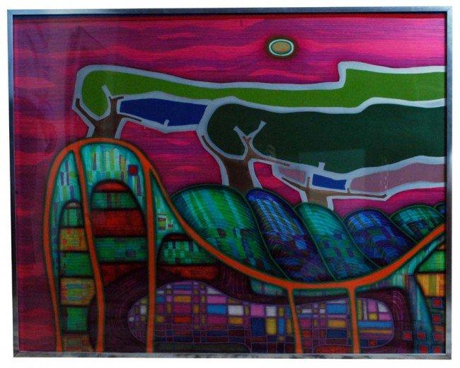 24: Large Skynear Painting