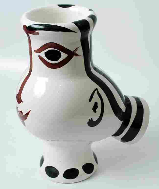 183: Pablo Picasso Vase