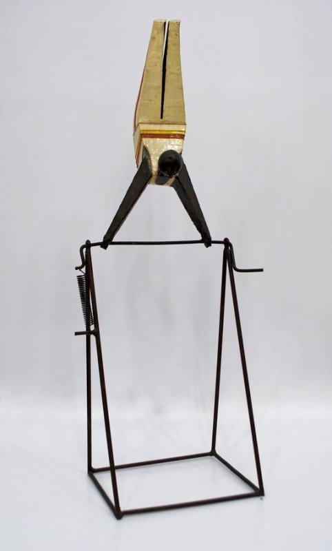 15: Manual Felguerez Barra Kinetic Sculpture
