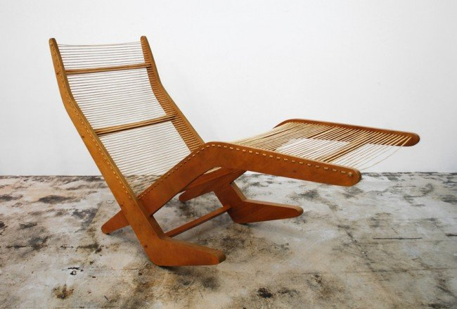 23: Lounge Chair, Manner of Klaus Grabe